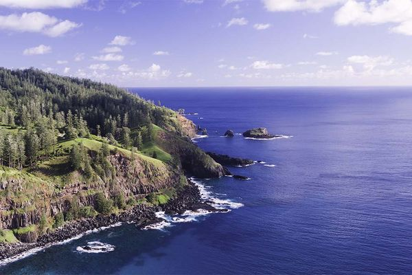 Norfolk Island Couples and short breaks holiday experience