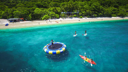 Fitzroy Island Tours, couples and short breaks holiday experience